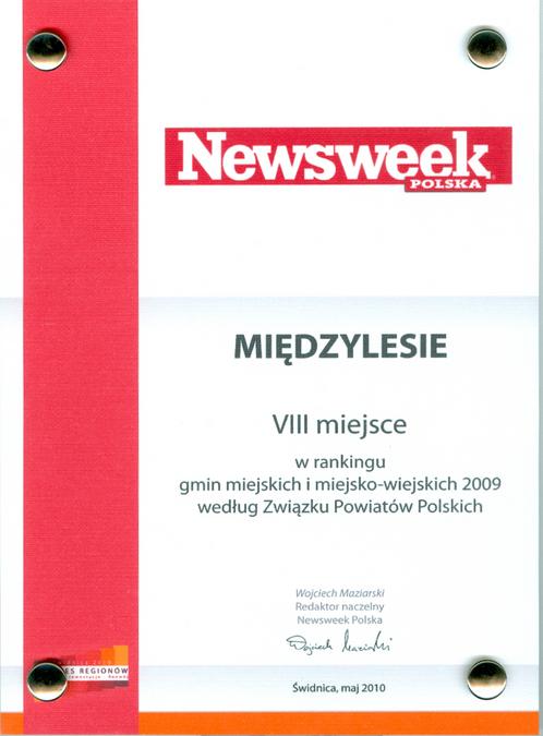 2010.05.20 - Świdnica - 8. miejsce w ogólnopolskim rankinku gmin.jpeg