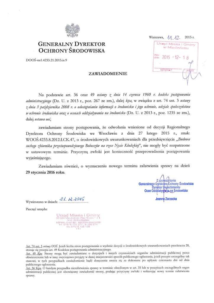 Zawiadomienie - suchy zbiornik Boboszów.jpeg