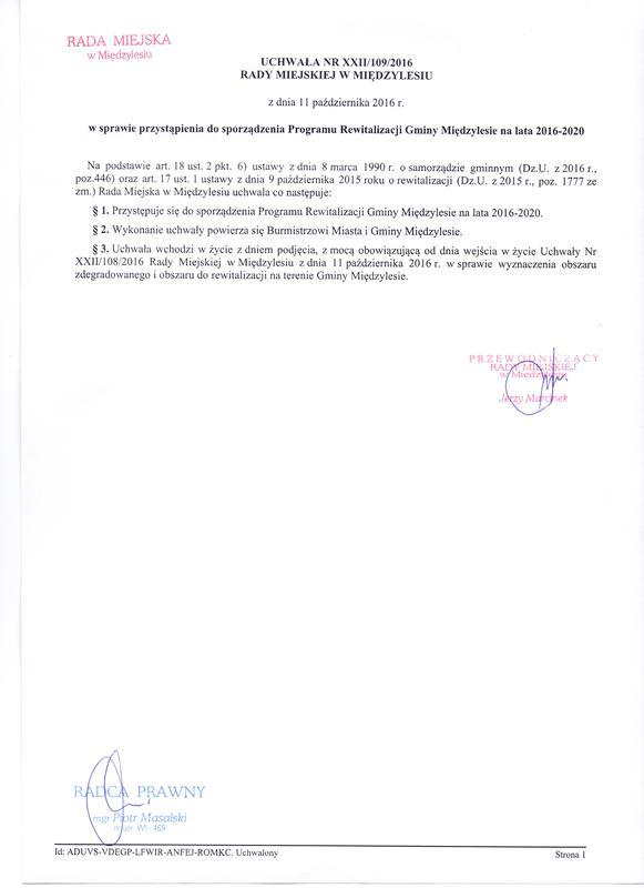 Uchwala w sprawie przystapienia do sporządzenia Programu Rewitalizacji Gminy Międzylesie.jpeg