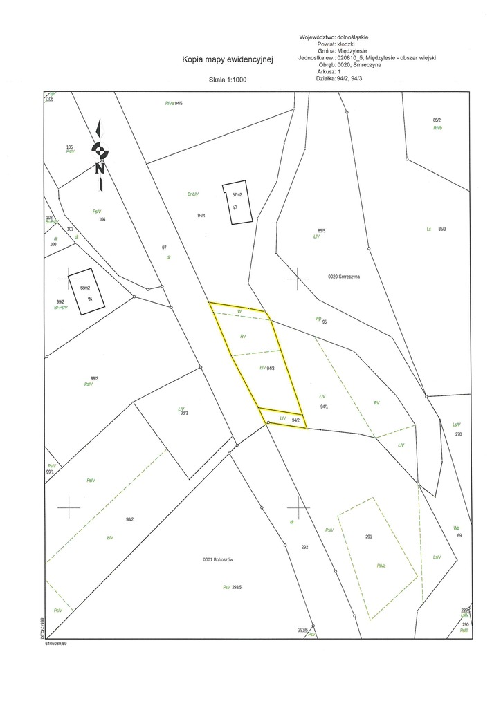 Załącznik do ogłoszenia- mapa ewidencyjna.jpeg